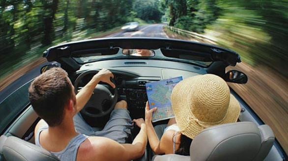 Precauciones a la hora de conducir en verano