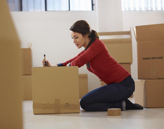 Consejos para embalar tus cosas