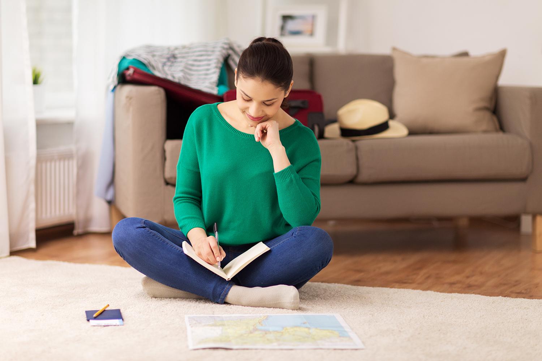 Mapear tu casa para tu mudanza