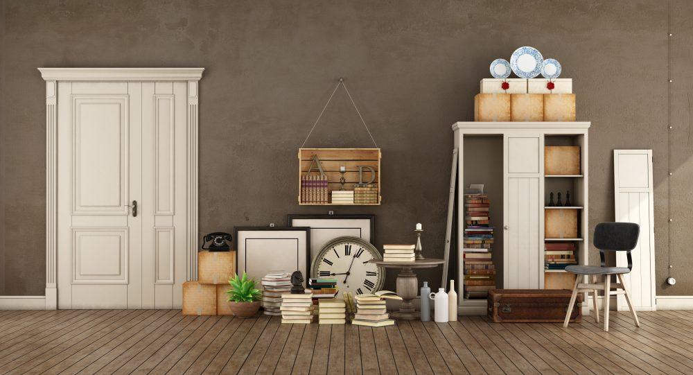 Muebles pesados en las mudanzas