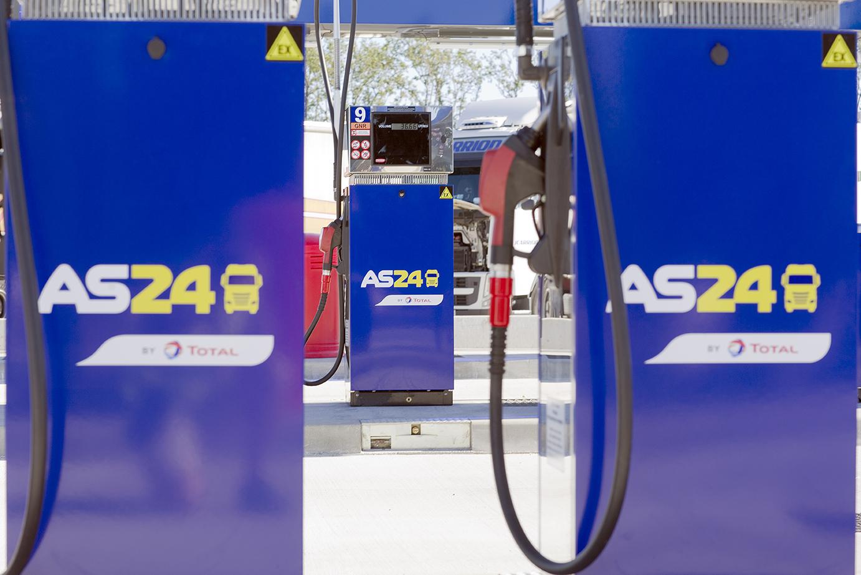repostaje europa camiones carburantes