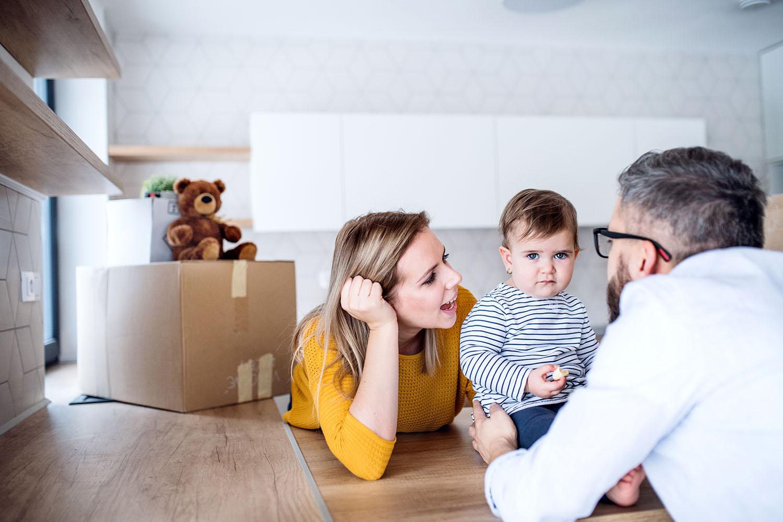 afecta negativamente mudanza niños psicología
