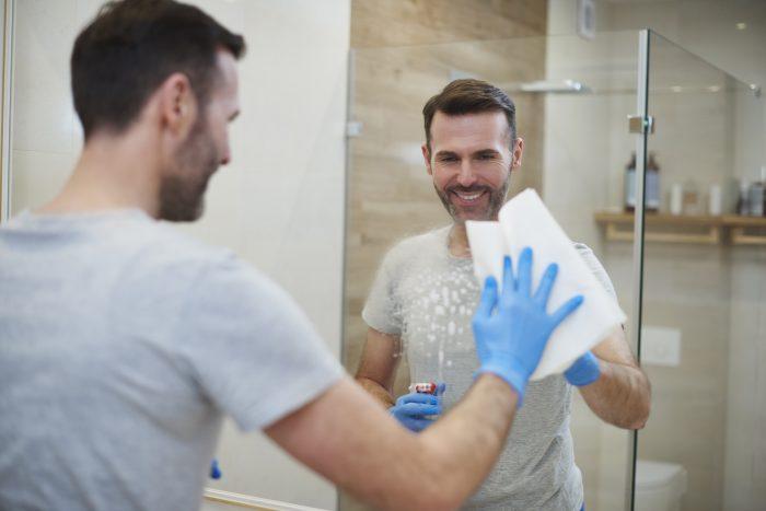 cómo limpar tu hogar antes de una mudanza