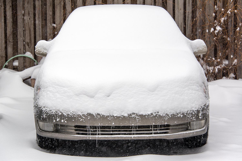 tips para proteger tu coche del frío
